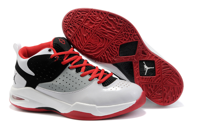 Jordan Fly Wade 2011 black/red/white