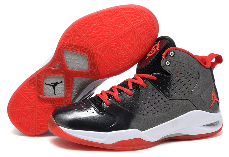 Jordan Fly Wade 2011 black/red/white III