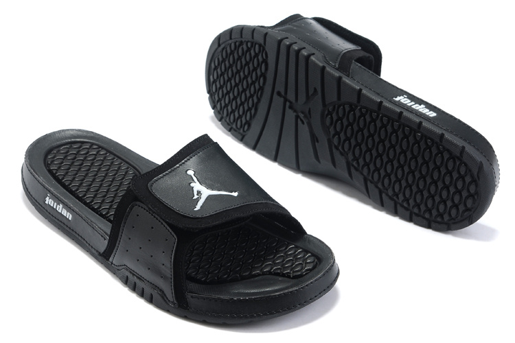 Jordan Hydro 2 Sandals black/white