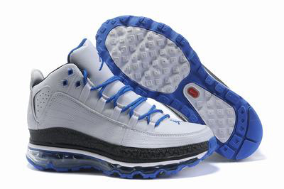 Jordan Take Flight Max 2009 black/white/blue