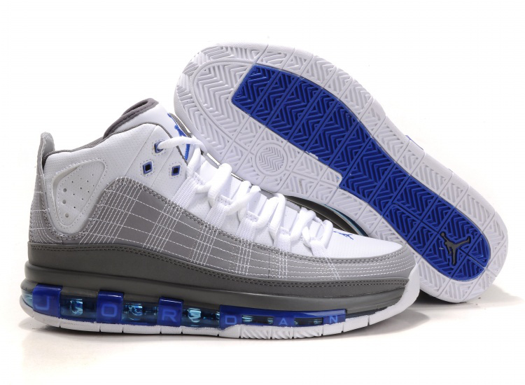 Jordan Take Flight gray/white/blue
