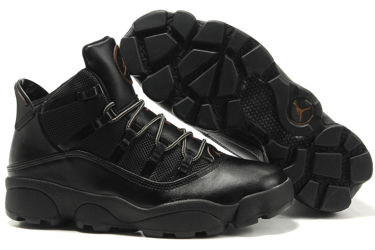 Jordan Winterized 6 Rings black