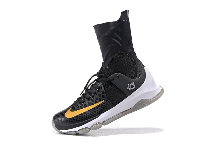 Nike Unveils KD 8 Elite black/golden