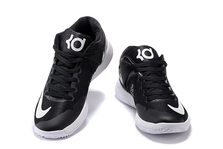 KD Trey 5 IV Black/Dark Grey/White