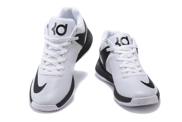 KD Trey 5 IV (Team) White/Black
