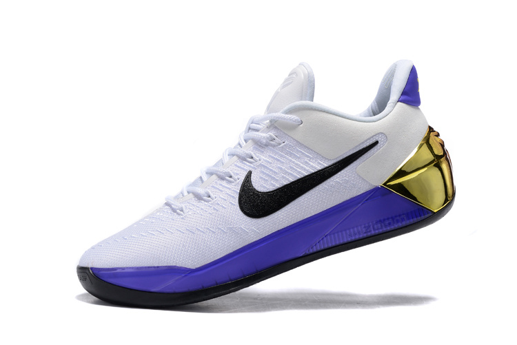 KOBE A.D. 12 Black/White/Blue