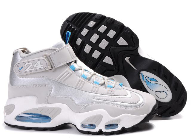 Womens Air Griffey Max 1 black/white/gray