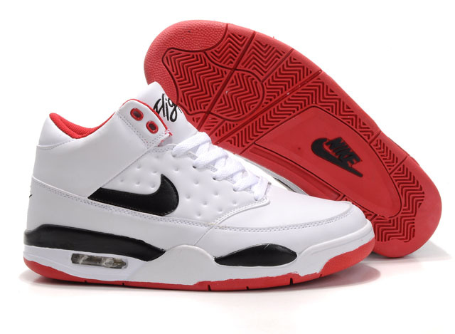 Nike Air Fight Classic white/black/red