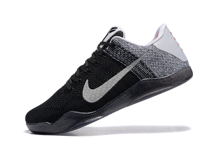 Kobe XI black/gray
