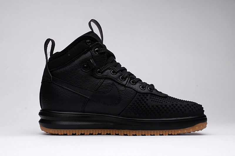 Nike Lunar Force 1 Duckboot Boot black