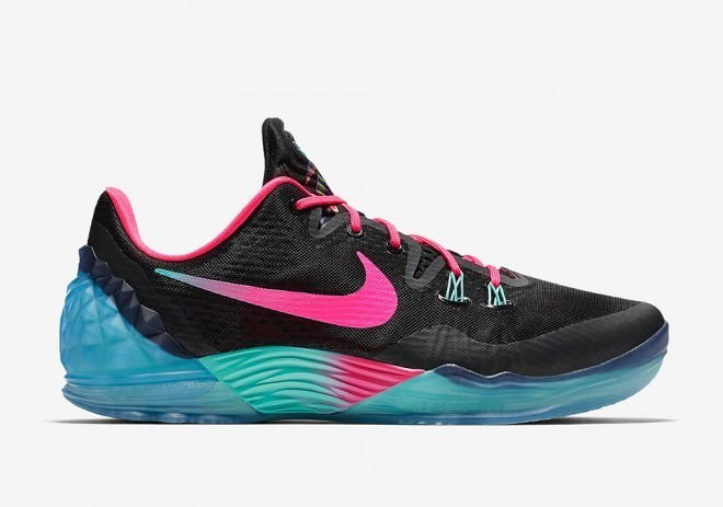 Nike Kobe Venomenon 5 Black/deeppink