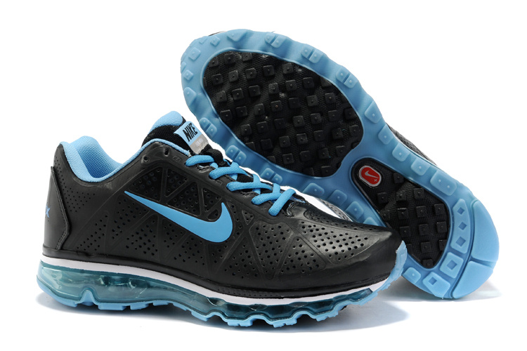 New Nike Air Max 2011 gray/dodgerblue