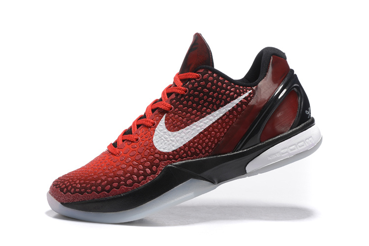 Nike Zoom Kobe VI TB white/red/black