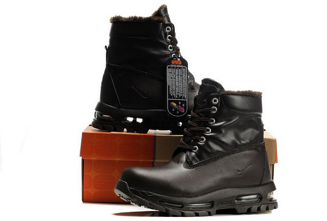 Nike ACG All Trac Boots black
