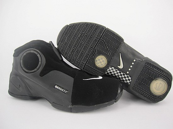 Air Flightposite KG Shoes black/white