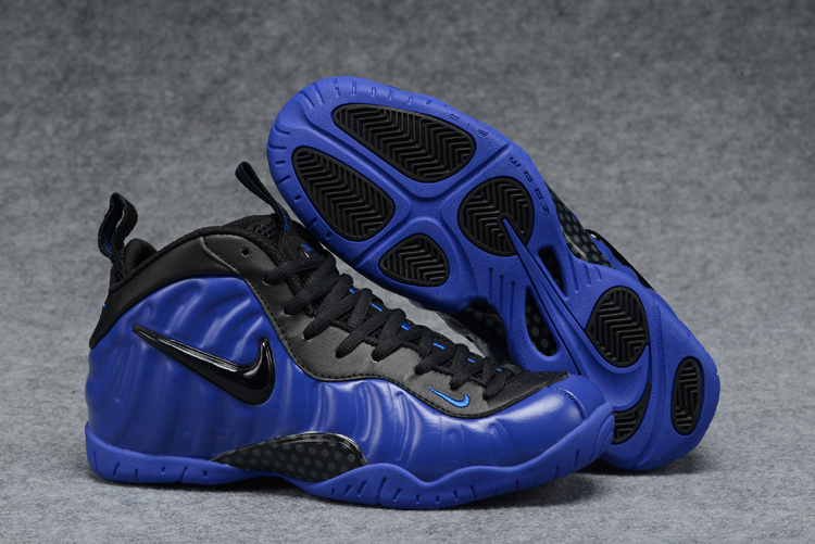 Nike Air Foamposite Pro Black/Blue