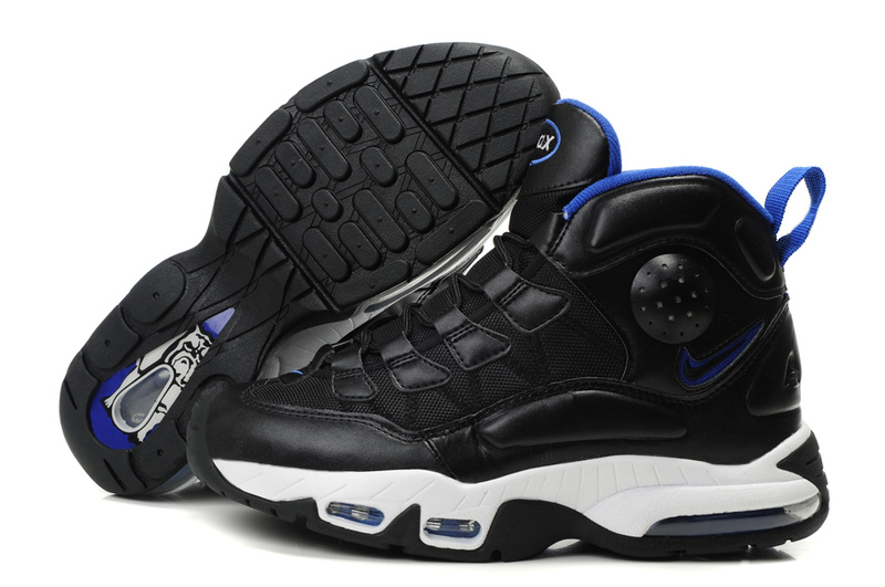 Ken Griffey JR 3 Shoes black/white/blue