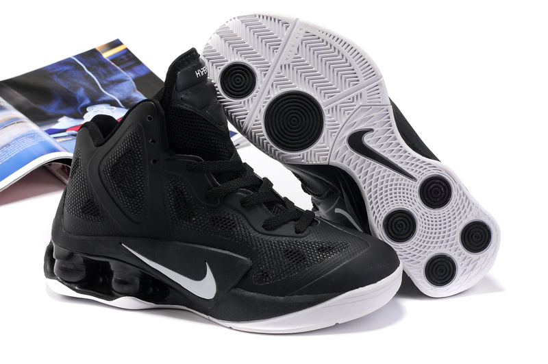 Nike Air Hypershox black/white