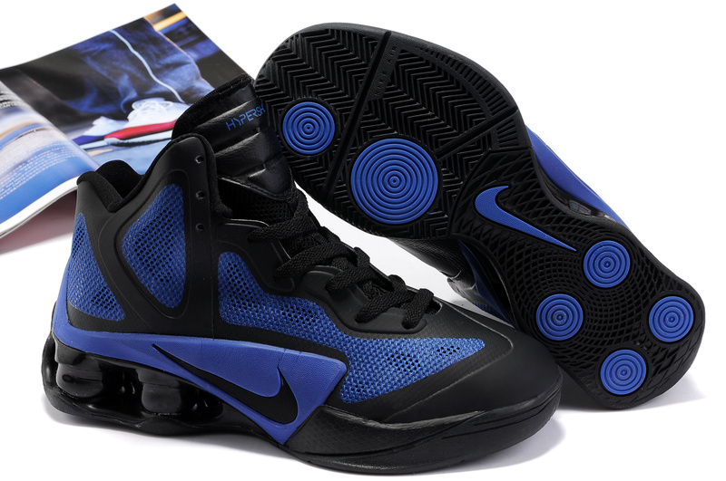 Nike Air Hypershox black/blue II