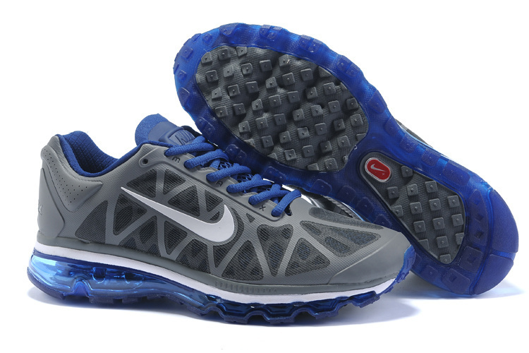 Nike Air Max 2009 V white/gray/blue