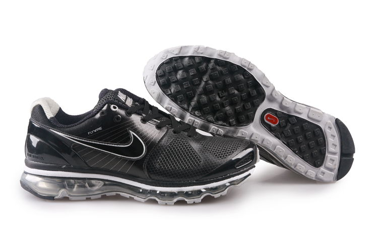 Mens Air Max Tailwind 2009 IV black/white II