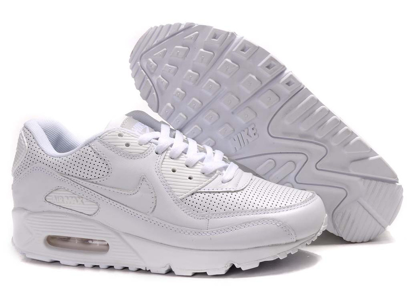 Womens Air Max 90 white II