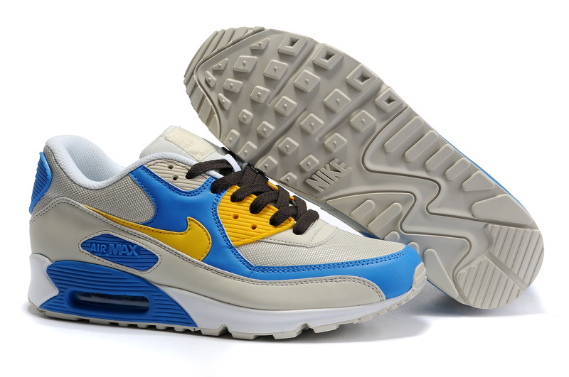 Air Max 90 white/gray/blue