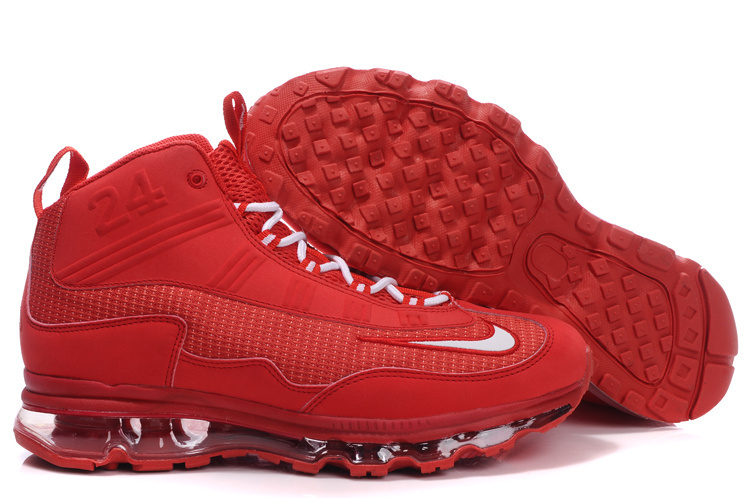 Nike Air Max JR Fall 2011 red/white
