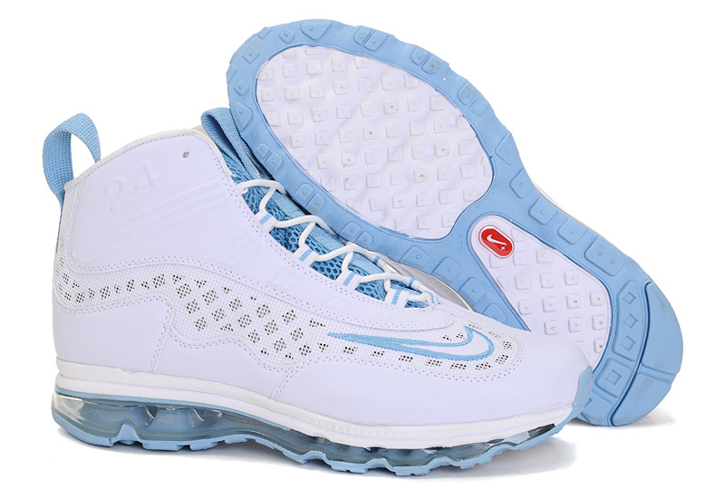 Nike Air Max JR Fall 2011 white/deepskyblue