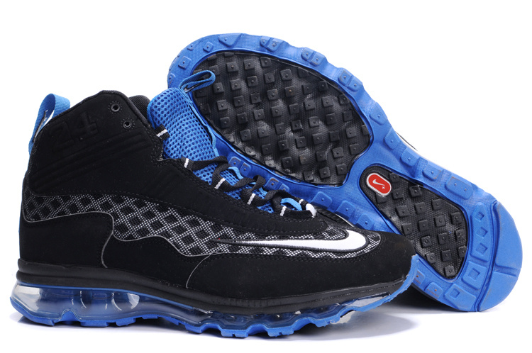 Nike Air Max JR Fall 2011 black/blue II