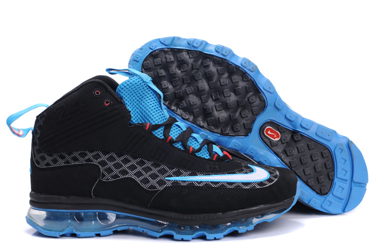 Nike Air Max JR Fall 2011 black/blue III
