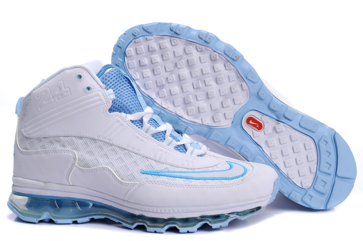 Nike Air Max JR Fall 2011 white/deepskyblue II