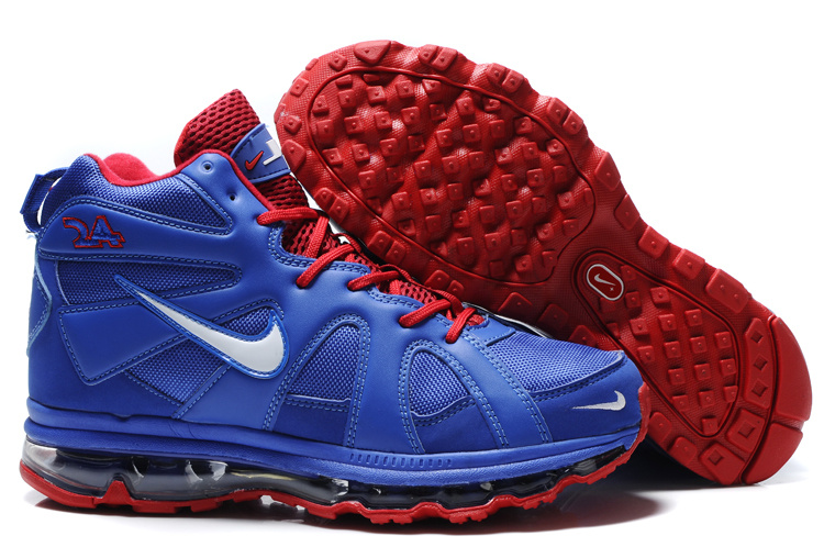 Nike Air Griffey II Max blue/red