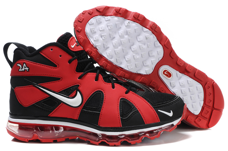 Nike Air Griffey II Max black/white/red IV