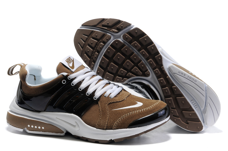 Nike Air Presto Anti-Fur black/white/sienna