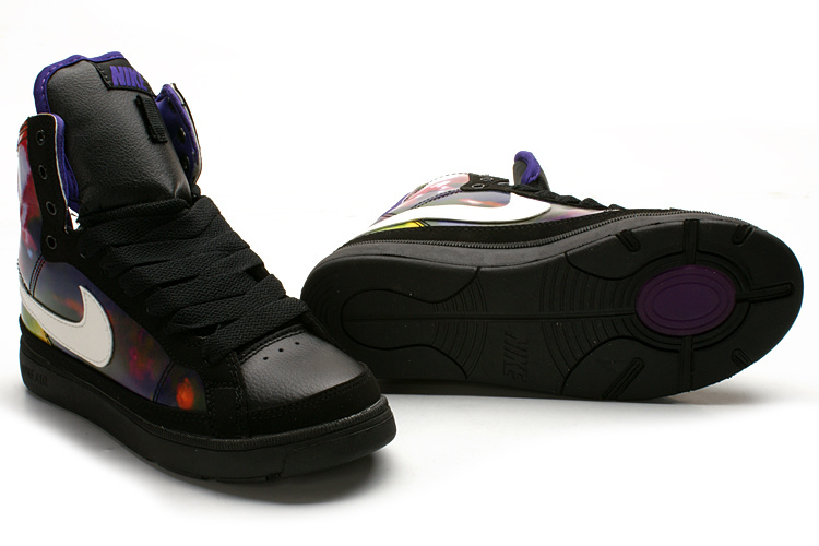 Nike Air Troupe Mid Shoes
