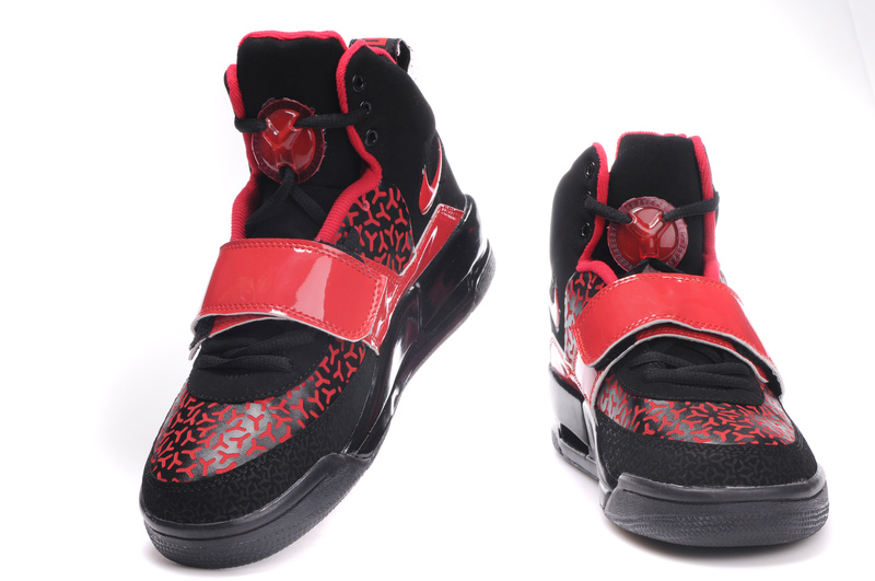 Nike Air Yeezy black/red III