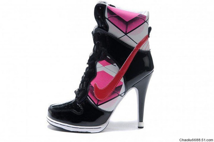 Buy Nike Dunk High Heels