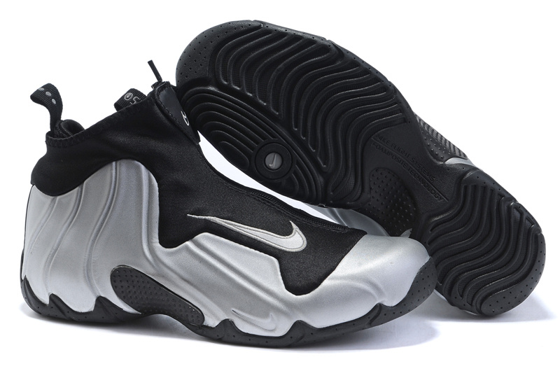 Nike Air Flightposite One balck/white