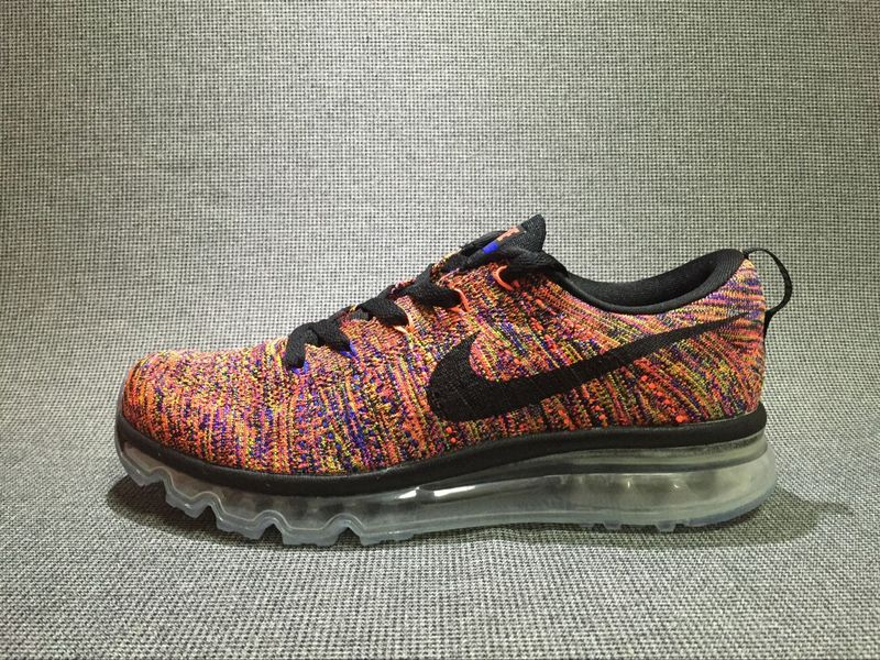 Nike Flyknit Air Max Alien black/Sandy Brown
