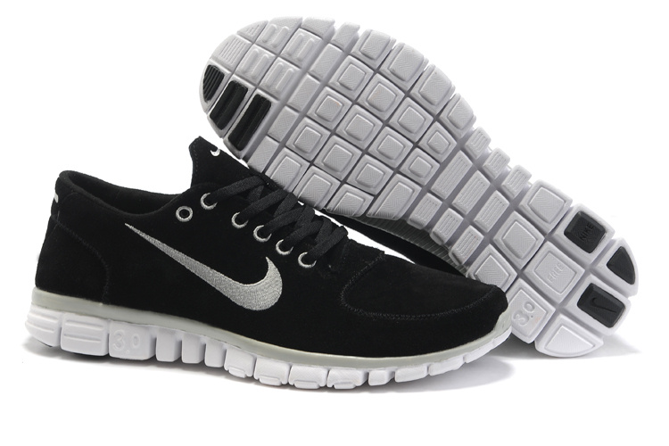 Nike Free 3.0 Leather black/white