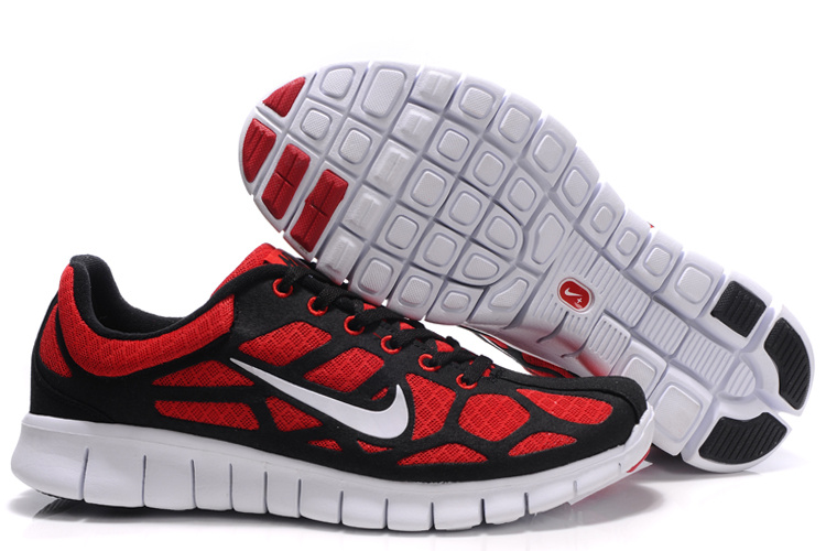 Nike Free Run 3 white/black/red II