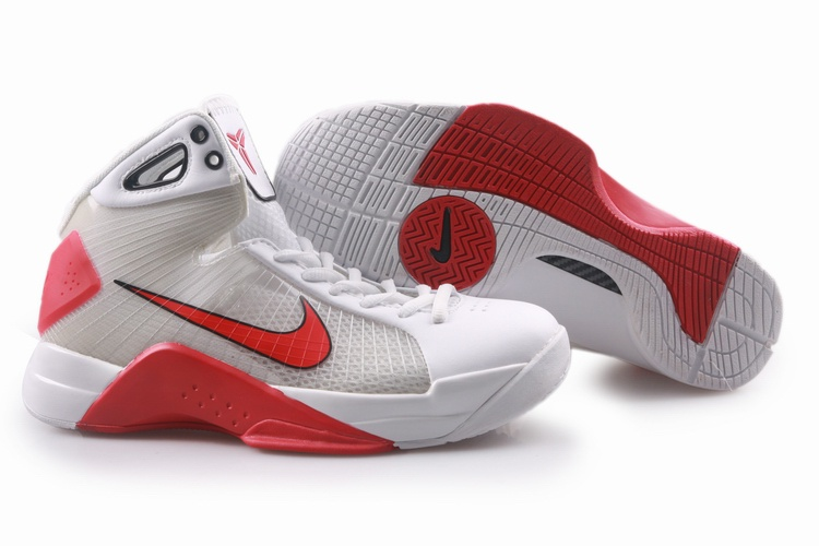Nike Zoom Hyperdunk TB red/white