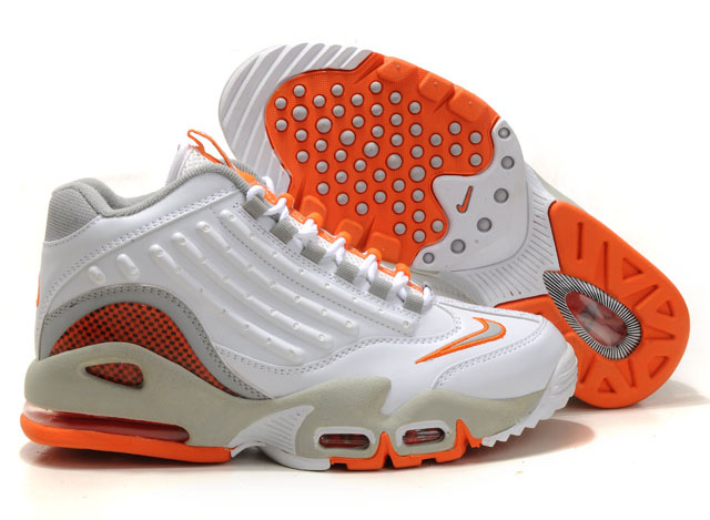 Ken Griffey 2 white/gray/orangered