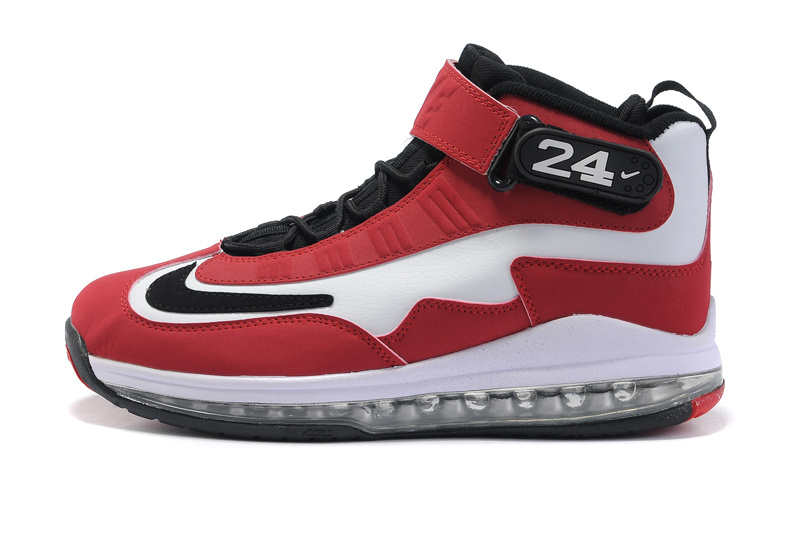 Nike Ken Griffey 3.5 black/white/red