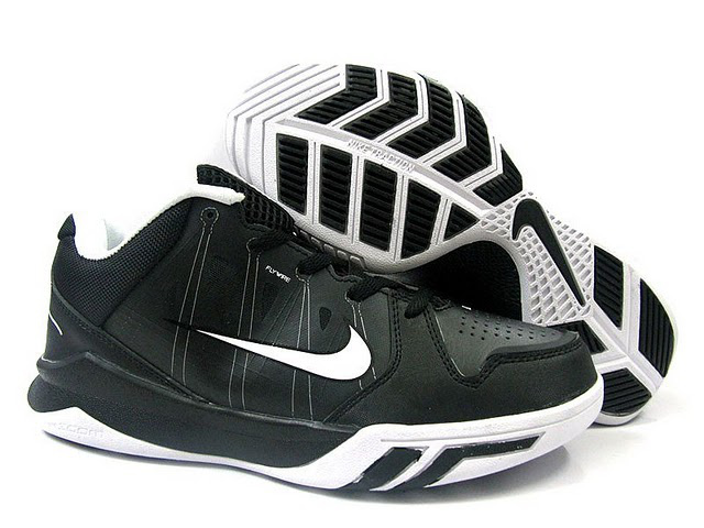 Nike Zoom Kobe 5.5 white/black