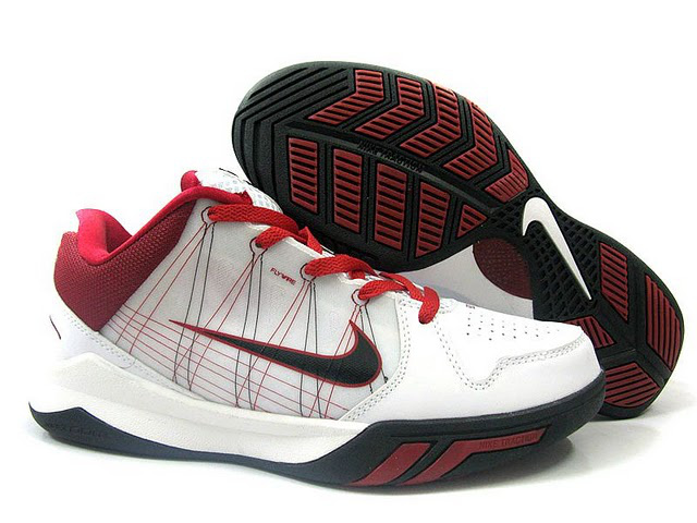Nike Zoom Kobe 5.5 white/black/red II
