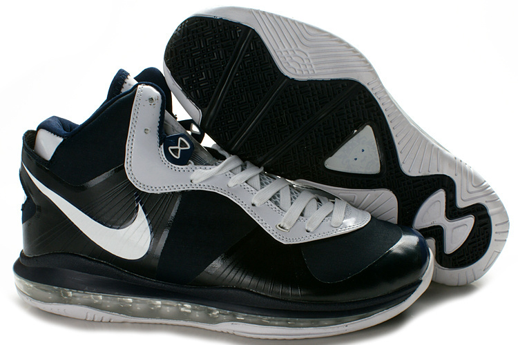 Nike Lebron 8 V2 black/white