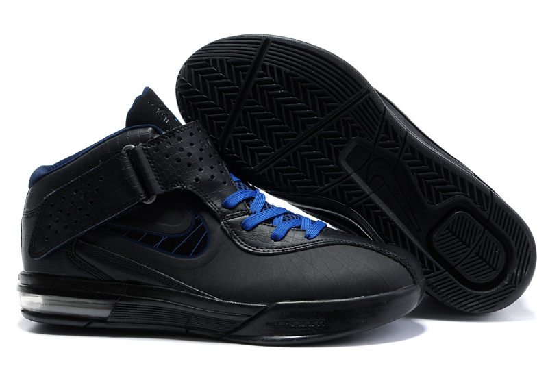 Nike Zoom Soldier 5 black/blue