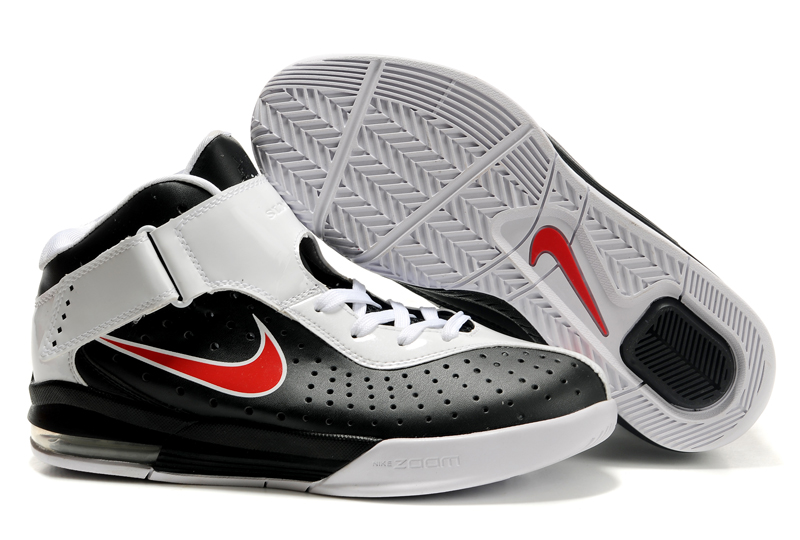 Nike Zoom Soldier 5 black/white/red